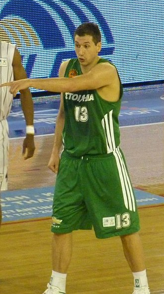 Greek Basket League - Dimitris Diamantidis, 9× Greek League Champion, 6x Greek League MVP, and 6x Greek League Finals MVP.