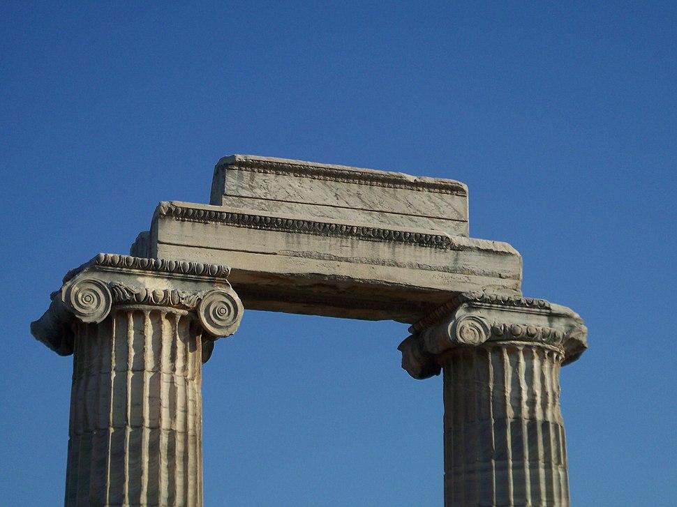 Didyma two columns