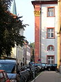 Die Seminarstraße in Heidelberg mit Universitätsgebäuden.JPG