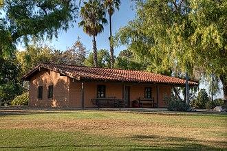 Costa Mesa, California - Diego Sepúlveda Adobe