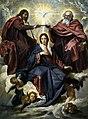 Diego Velázquez - The Coronation of the Virgin - WGA24439.jpg