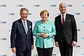 Dieter Kempf, Angela Merkel und Joachim Lang beim Tag der Deutschen Industrie 2017.jpg