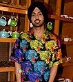 Diljit Dosanjh during Soorma promotion 05.jpg