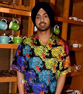 Diljit Dosanjh during Soorma promotion 05.jpg