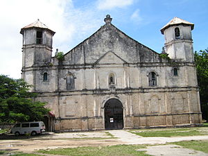 Dimiao, Bohol - Catholic Church