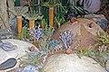 Diorama of a Devonian seafloor - gastropods, corals, algae, trilobite, cephalopod (44743714855).jpg
