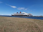 Disney Magic Serenade of the Seas Mein Schiff 1 in Port of Tallinn 7 August 2018.jpg
