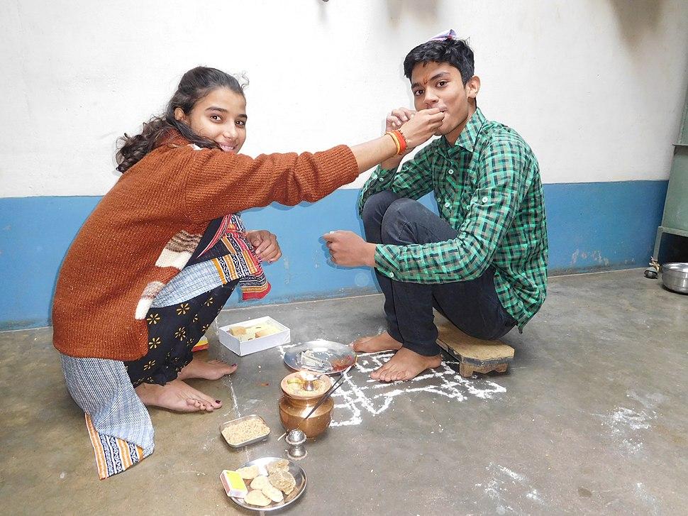 Diwali (Bhaiya Dweej )