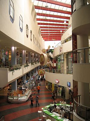 Dizengoff Center - Image: Dizengoff Center 002