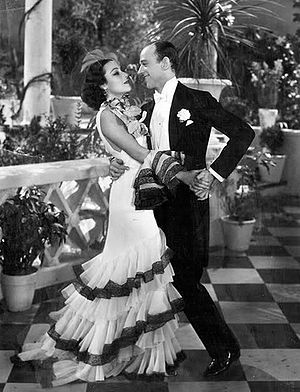 Walter Plunkett - Image: Dolores del Río &Fred Astaire in Flying Down to Rio