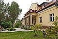 Dom schronienia, ogród, Krzeszowice, A-470 M 05.jpg