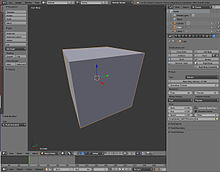 Blender 3D: Noob to Pro/Creating Basic Water animation - Wikibooks