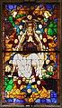 Domenico ghirlandaio (dis., attr.), vetrate di santa maria delle carceri, 1491, assunta.jpg