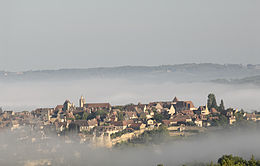 Domme – Panorama