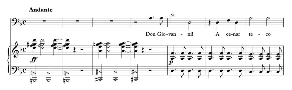 Don Giovanni Commendatore