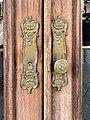 Doorknobs, German National Bank Building, Covington, KY (49661241533).jpg