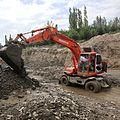 Doosan wheeled excavator.JPG