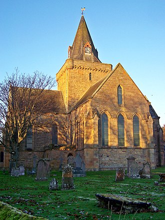 Dornoch Cathedral - Image: Dornoch Cathedral (11470582694)
