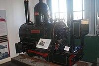 Dot at Narrow Gauge Railway Museum - 2010-03-07.jpg