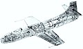 Douglas D-558-1 Skystreak drawing 1947.jpg