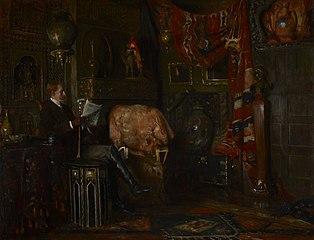 Portrait of John Scott Bradstreet