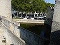 Douve des remparts d'Aigues-Morte.JPG