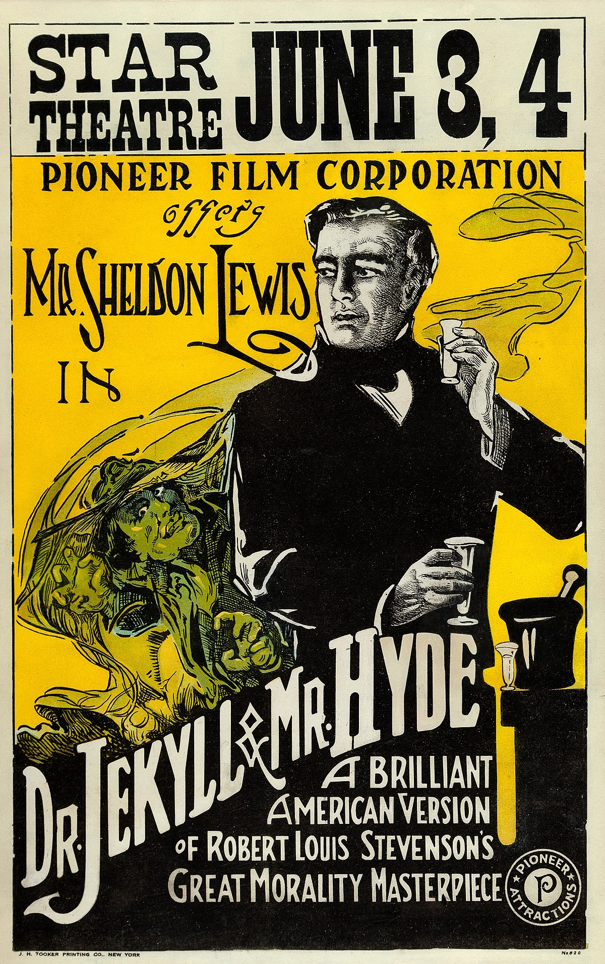 "allegories in dr jekyll and mr Robert louis stevenson's 1886 novella, the strange case of dr jekyll and mr  hyde, has historically been read as a ""timeless"" allegory dramatizing the."
