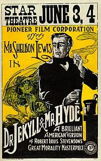 <i>Dr. Jekyll and Mr. Hyde</i> (1920 Haydon film) 1920 horror film, directed by J. Charles Haydon