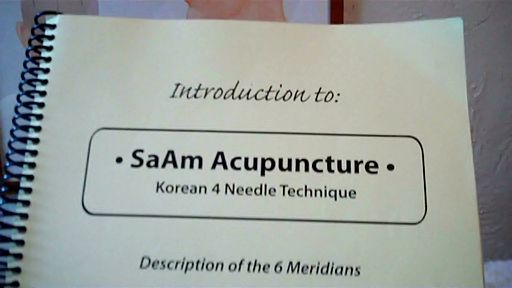 "Dr. Tae Cheong Choo - ""Saam Acupuncture, Korean four needle technique"""