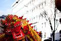 Dragon en mouvement, Nouvel An Chinois 2011 à Paris.jpg