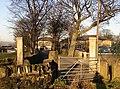 Driveway to Boothroyd, Rastrick - geograph.org.uk - 632065.jpg