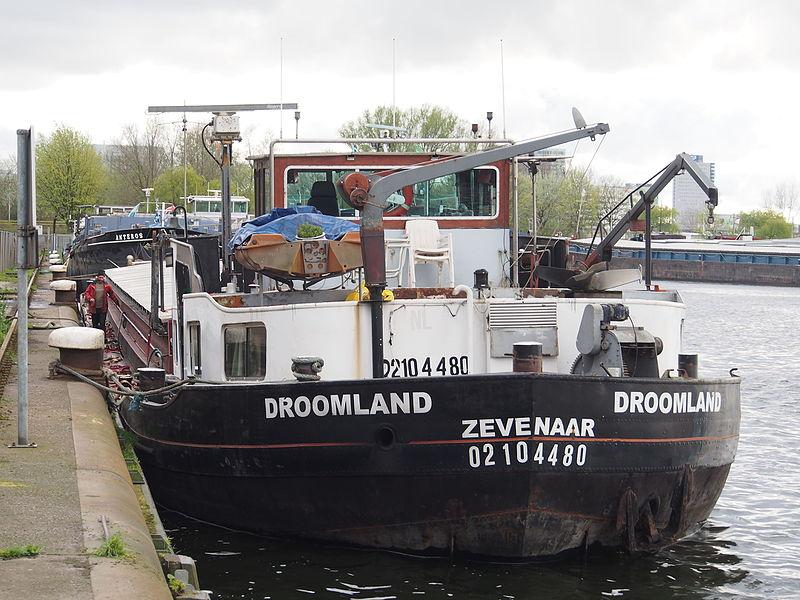 File:Droomland (ship, 1955) ENI 02104480 Port of Amsterdam.JPG