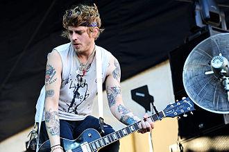 James Lynch (musician) - Lynch in 2010