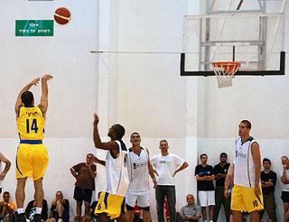 Dror Hajaj Israeli basketball player