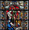 Dublin Christ Church Cathedral South Aisle Window Solomon Detail Judgement 2012 09 26.jpg