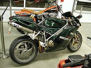Ducati 998 - Ducati 998 Matrix
