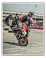 Ducati Diavel , stoppie, 2013 Gorizia.jpg