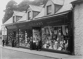 Duggans clothes shop Builth Wells
