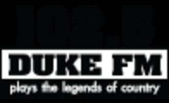 KDKE - Image: Duke FM logo