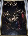 Duomo di colle, int., cappelle di sx, 02, altare natività di rutilio manetti, 1635, 03.jpg