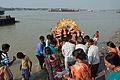 Durga Idol Immersion - Baja Kadamtala Ghat - Kolkata 2012-10-24 1501.JPG