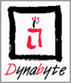 Dynabyte - Logo from 1995 to 1995..png