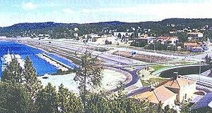 Ljungskile - Ljungskile in Summer 1995