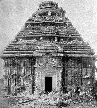 EB1911 Indian Architecture - Kanārak Temple of Sūrya.jpg