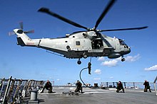 EH101 Merlin HMS Monmouth 2007