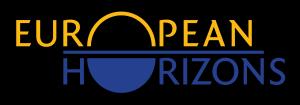 European Horizons - Image: EUH Logo FINAL3 cropped