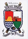 Coat of arms of Sint Eustatius