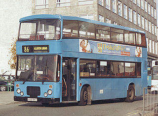 East Lancs 1984-style double-deck body
