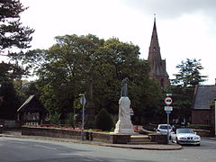 Eastham Village, Wirral - DSC03440.JPG