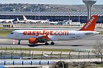 EasyJet, Airbus A320-214, G-EZWD - MAD (22139679608).jpg